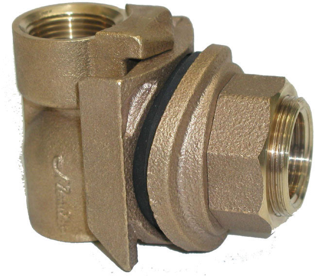 Baker Water Systems Pitless Slide Adapters