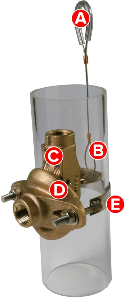 Baker Water Systems - Bulldog & Snappy Pitless Adapters