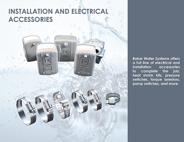 Installation Electronic Accessories