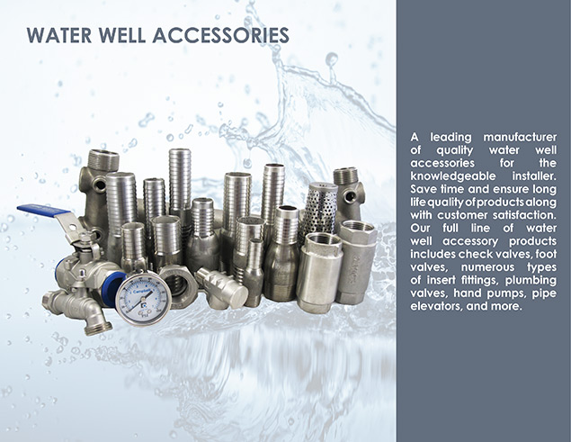 Waterwell Accessories