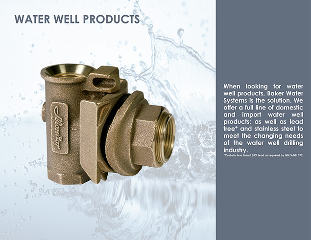 Waterwell Products